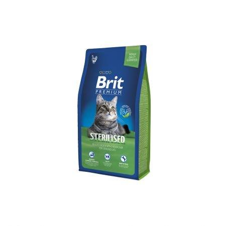 BRIT PREMIUM STERILISED - Храна за кастрирани котки