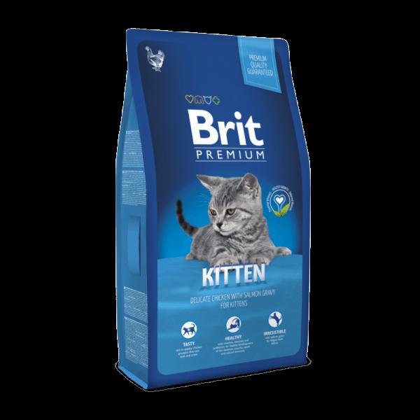 BRIT PREMIUM KITTEN - Храна за малки котета