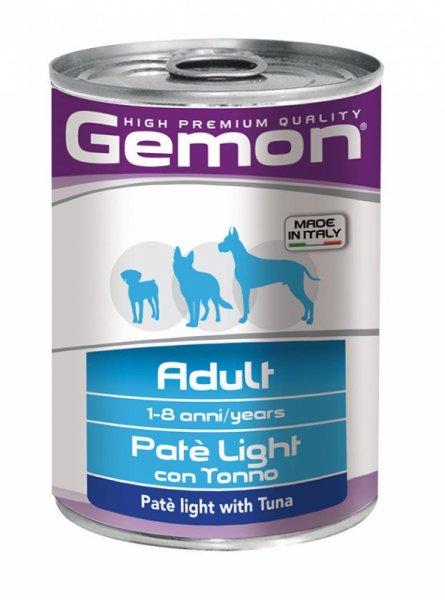 GEMON pate Light Tuna - пастет с риба тон с намалено количество калории