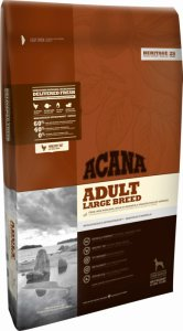 Acana Adult Large Breed - суха храна за кучета над 25 кг.и възраст над 18 месеца