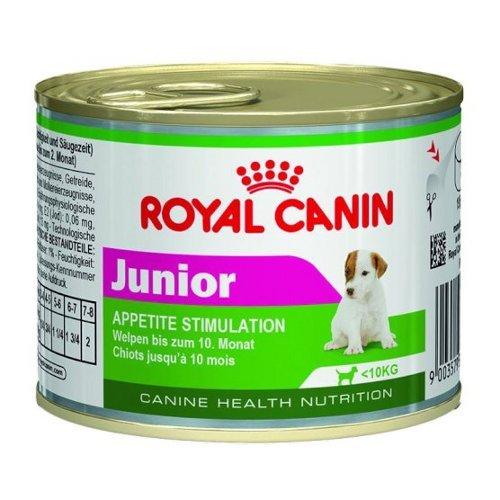 ROYAL CANIN JUNIOR пастет за подрастващи дребни кучета