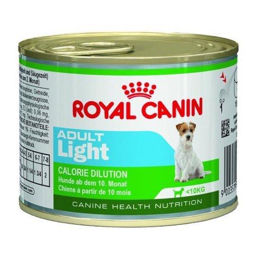 ROYAL CANIN ADULT LIGHT пастет за дребни кучета склонни към напълняване