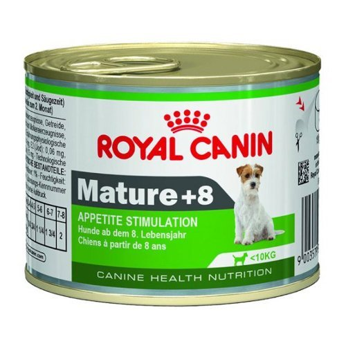ROYAL CANIN MATURE +8 пастет за дребни кучета над 8 години