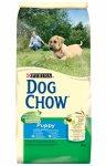 DOG CHOW PUPPY храна за едри кучета с агнешко и ориз