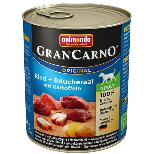 GranCarno® Plus консерви за израснали кучета спежиални вкусове