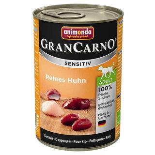GranCarno® Sensitiv - консерви  за чувстителни кучета различни вкусове
