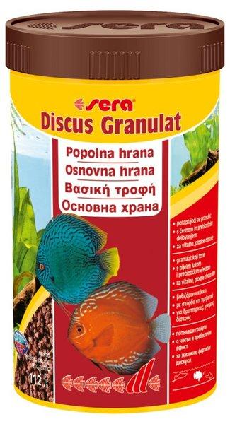 Sera Discus - храна за дискуси