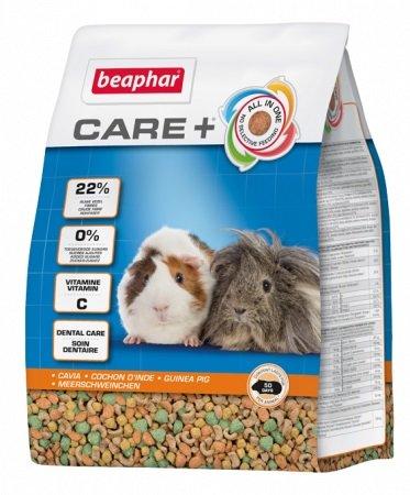 Care + Super Premium храна за морско свинче