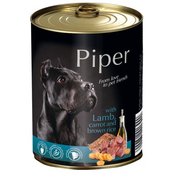 Piper премиум консерви  за кучета различни вкусове