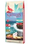 Genesis Pure Canada - Blue Ocean - Skin&Coat суха храна за израснали кучета за красива козина