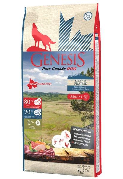 Genesis Pure Canada - Grand Prairie - Exotic за капризни, израснали кучета