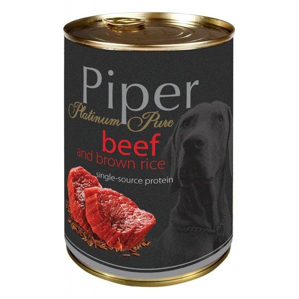 Piper Platinum Pure консерва за кучета с чувствителна храносмилателна система