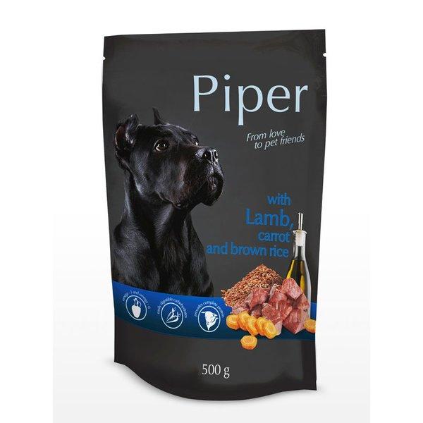 Piperпауч за кучета различни вкусове