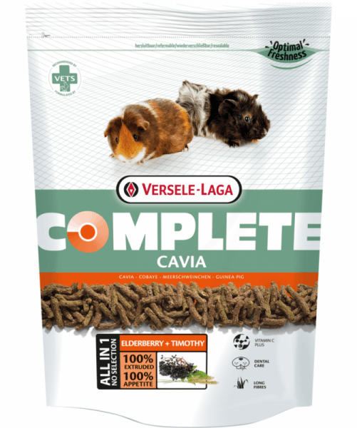 Екструдирана храна за морски свинчета CAVIA COMPLETE