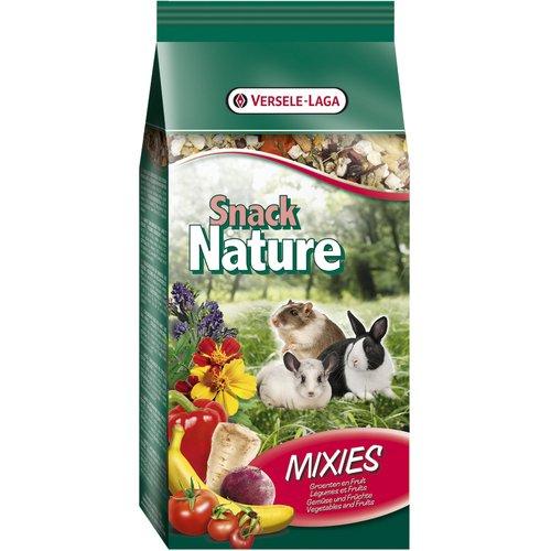 SNACK NATURE MIXIES хранителна добавка за дребни животни
