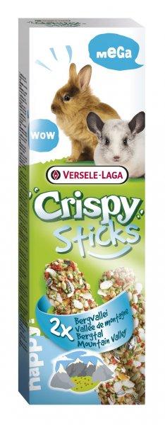 MEGA STICKS MOUNTAIN VALLEY крекер за дребни животни с ориз