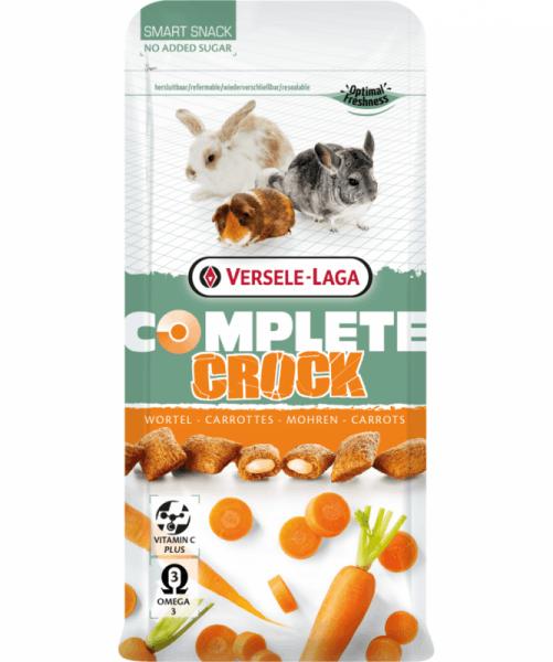 CROCK COMPLETE CARROT бисквитки с пълнеж моркови