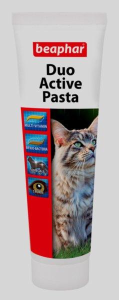 Beaphar Duo-Active мултивитамини за котки
