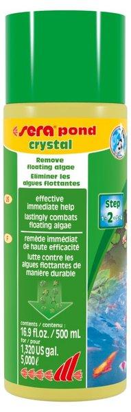Sera Koi Cristal - биологична течност за кристално чисто езеро