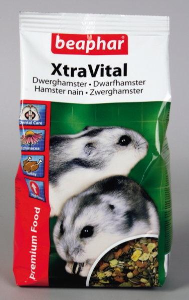 XtraVital за мини хамстери, 500 гр.