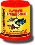 Sera Granulat Menu храна за риби 150мл.
