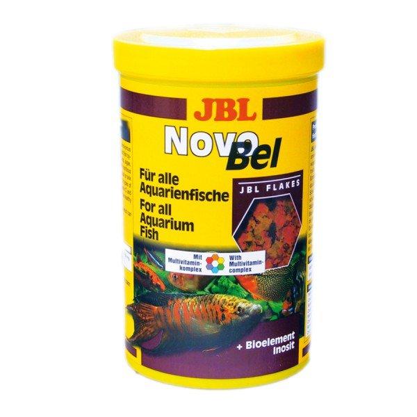 Храна за декоративни рибки (люспи), пълнител JBL NovoBel