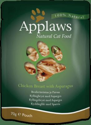 APPLAWS паучове в бульон за котки различни вкусове
