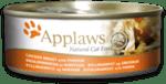 APPLAWS месни хапки в бульон за котки различни вкусове