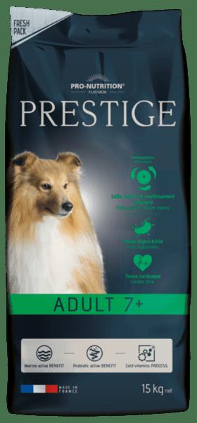 FLATAZOR PRESTIGE ADULT 7+ храна за пораснали кучета над 7 години от всички породи