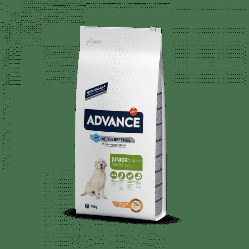 ADVANCE MAXI храна за подрастващи, бременни и кърмещи кучета-Copy
