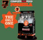 Alpha Spirit The Only One 7 days суха храна за кучета формула 7 дни