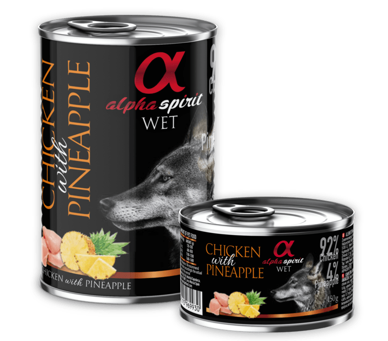 Alpha Spirit Complete Cat Wet food конесрви за котки различни вкусове-Copy