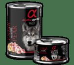 Alpha Spirit Complete Cat Dog food конесрви за кучета различни вкусове