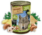 Naturals Greatnes консерви за кучета различни вкусове