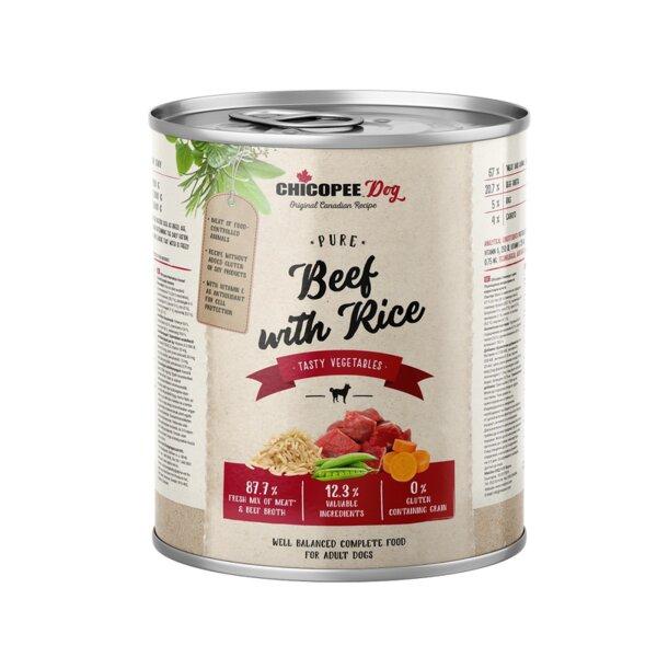 Chicopee Adult консерва за  кучета различни вкусове