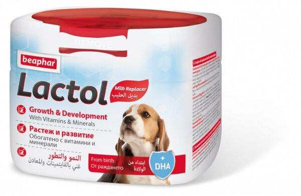 Сухо мляко за кучета Beaphar Lactol