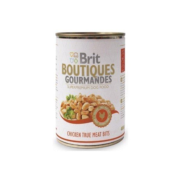 BRIT BOUTIQUES GOURMANDES - Консерва с пилешко месо