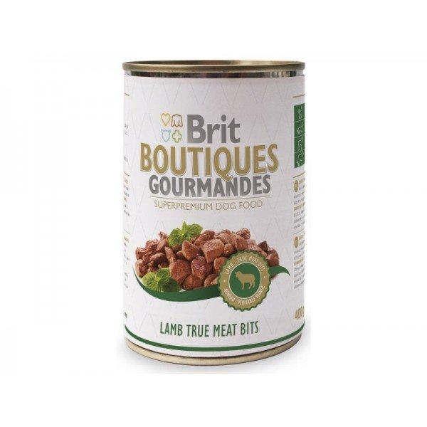 BRIT BOUTIQUES GOURMANDES - Консерва с агнешко месо