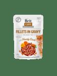 Brit Care Cat Pouch пауч за котки различни вкусове в сос