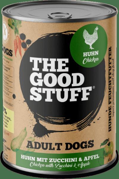THE GOOD STUFF Chicken&Zucchini/Adult Supper Premium - консерва с 70% пилешко месо и месни продукти, без зърно