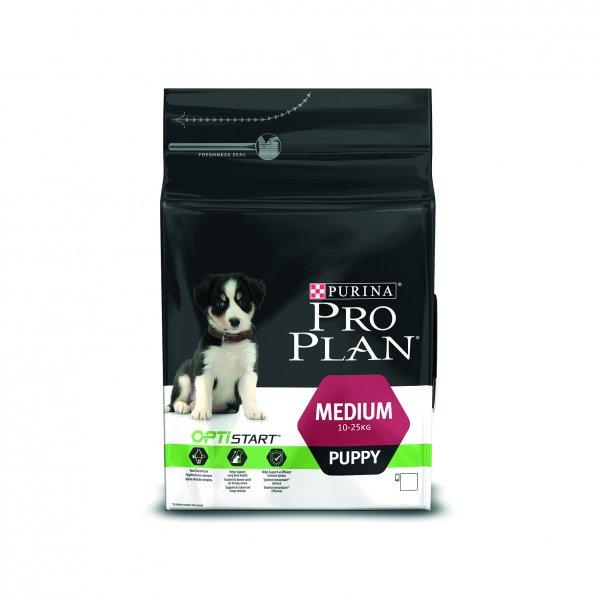 PRO PLAN MEDIUM PUPPY  храна за кучета от средни породи с пилешко