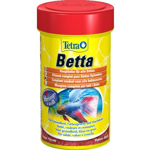 Храна за риби бета Tetra Betta