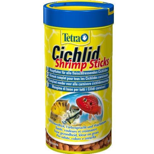 Скаридени пръчици за цихлиди Tetra Cichlid Shrimp Sticks
