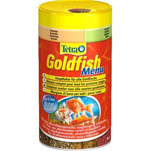 Храна за златни рибки Tetra Goldfish Menu