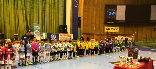 ЗОРА подкрепя Футболен турнир за деца в памет на Иван Вуцов