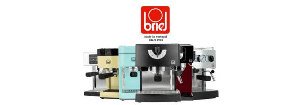 Насладете се на перфектното еспресо с марката кафемашини Briel