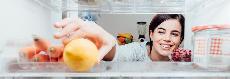 Начини за ефективно почистване на хладилника