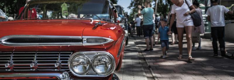 ЗОРА подкрепи Ретро парада за автомобили във Видин