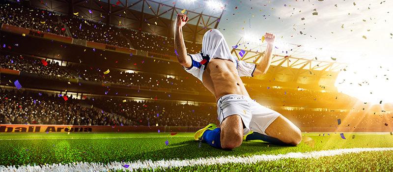 Време за футболни страсти
