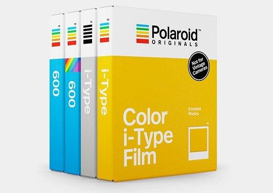 OneStep 2 работи с всички видове i-Type Film и 600 Film, което ви дава голям избор и повече свобода на изразяване